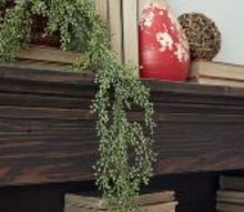2015 fall mantel and following my heart, crafts, fireplaces mantels, seasonal holiday decor