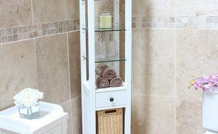 10 tips for organizing open bathroom shelves, bathroom ideas, organizing, shelving ideas, Bonsoni com Flickr