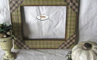 updating a frame with duct tape, crafts, repurposing upcycling
