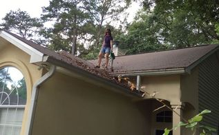 roof gutter maintenance, home maintenance repairs, roofing