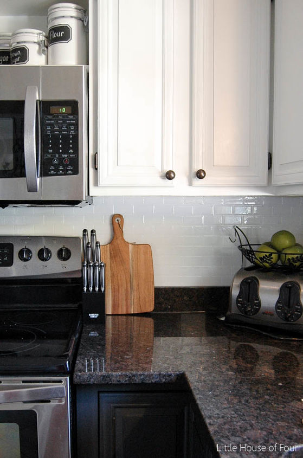 no mess no fuss smart tile backsplash diy home improvement kitchen