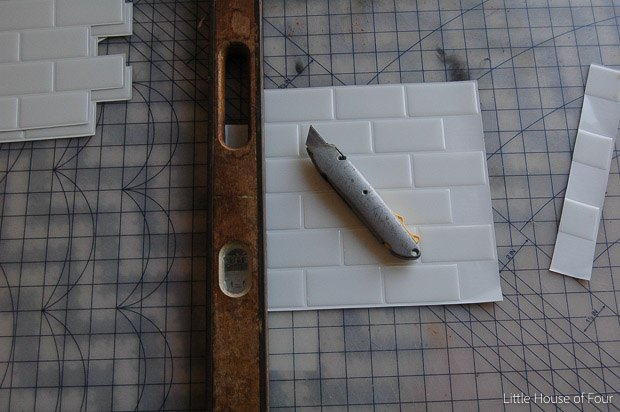 No Mess No Fuss Smart Tile Backsplash Hometalk