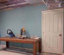 how to diy a feature wall, diy, how to, wall decor, woodworking projects, Before
