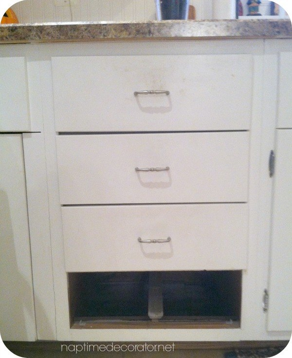 Add Molding To Kitchen Cabinets: Adding Trim To 1960s Cabinets