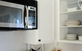 adding trim to 1960s cabinets, diy, kitchen cabinets, kitchen design, woodworking projects