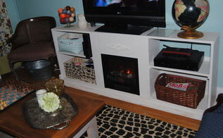 diy fireplace, diy, fireplaces mantels, living room ideas, woodworking projects