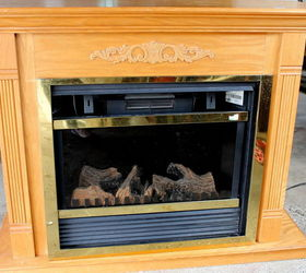 Cheap and EASY Faux SHIP LAP Fireplace Makeover DIY ...