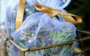 make your own christmas potpourri from your garden, crafts, gardening, seasonal holiday decor