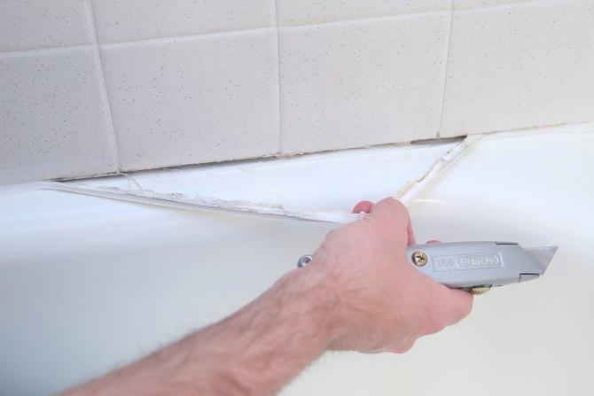 Angie's List: How To Caulk Your Shower | Hometalk