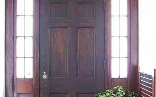 how to restore an old door, diy, doors, painting