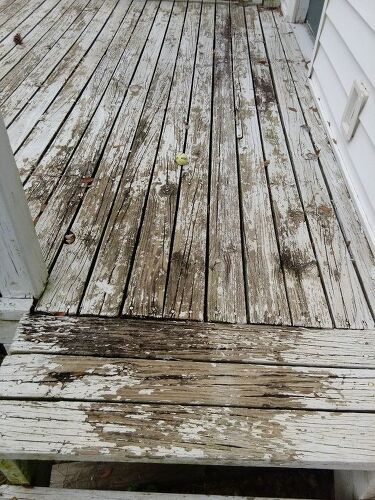 Will rustoleum restore my 17 year old deck hometalk for Best deck paint for old wood
