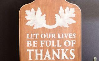 full of thanks giving diy wall hanging, crafts, seasonal holiday decor, thanksgiving decorations