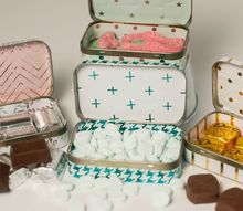 altoid gift tins, crafts, repurposing upcycling