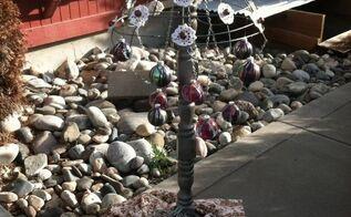vintage tree, crafts, repurposing upcycling