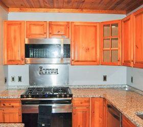 Kitchen Makeover Chalk Painting Kitchen Cabinets Chalk Paint Home Improvement Kitchen Design