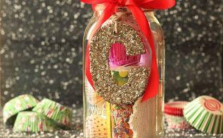 mason jar christmas gift ideas for the cupcake lover, christmas decorations, mason jars, seasonal holiday decor
