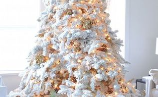 10 simple steps to creating the perfect christmas tree, christmas decorations, crafts, how to, seasonal holiday decor, source https www pinterest com