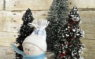 wooden snowman christmas decor, christmas decorations, crafts, seasonal holiday decor