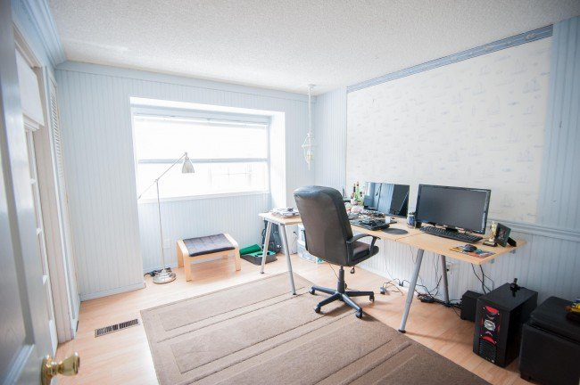 Home Office and Lounge Makeover | Hometalk