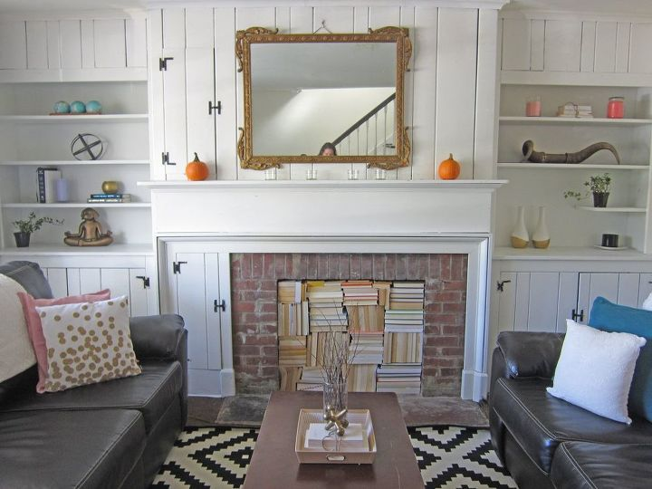 Living Room Makeover (on a $150 Budget!) | Hometalk