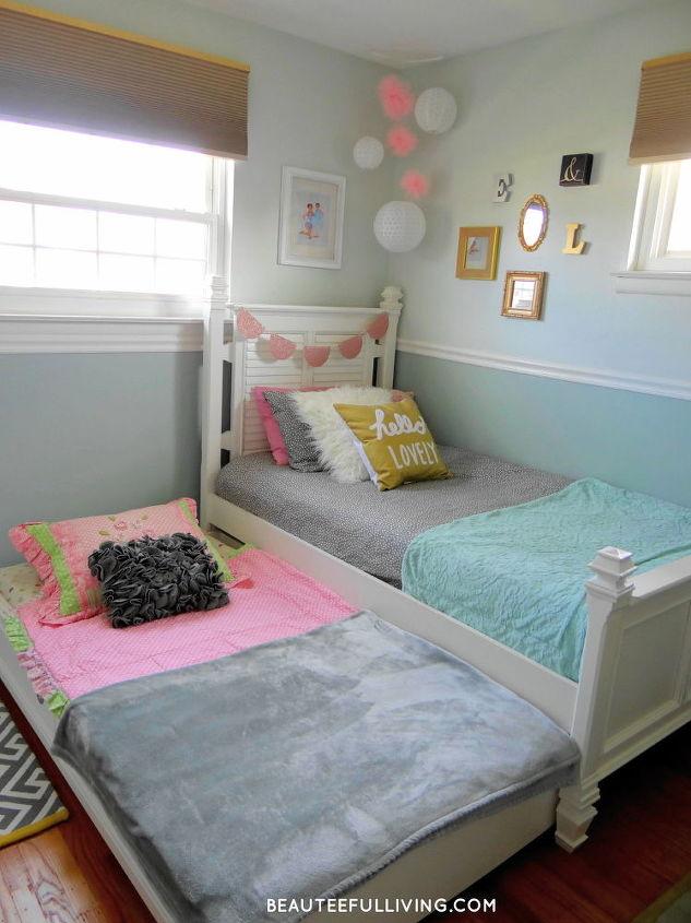 modern girl chic bedroom makeover bedroom ideas diy home decor