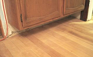 refinishing hardwood floors edges and corners, diy, flooring, hardwood floors
