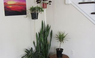 diy plant stand, diy, rustic furniture, woodworking projects