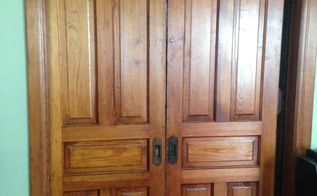 how to repair old pocket doors, diy, doors, how to