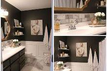sexy hotel like master bathroom, bathroom ideas