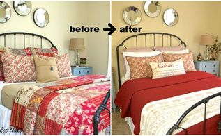 5 ways to add holiday cheer to a bedroom, bedroom ideas, christmas decorations, home decor, seasonal holiday decor