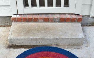 diy rainbow rug door mat, crafts