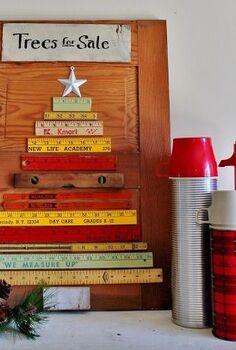 my junky vintage christmas tree, christmas decorations, crafts, seasonal holiday decor