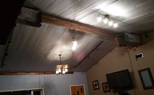 a longood overdue remodel in progress, home improvement