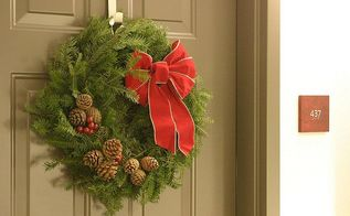how to decorate a small space for the holidays, christmas decorations, how to, seasonal holiday decor, Brad Fults Flickr