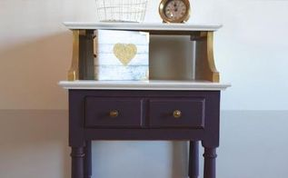 cheery holiday color inspiration, painted furniture