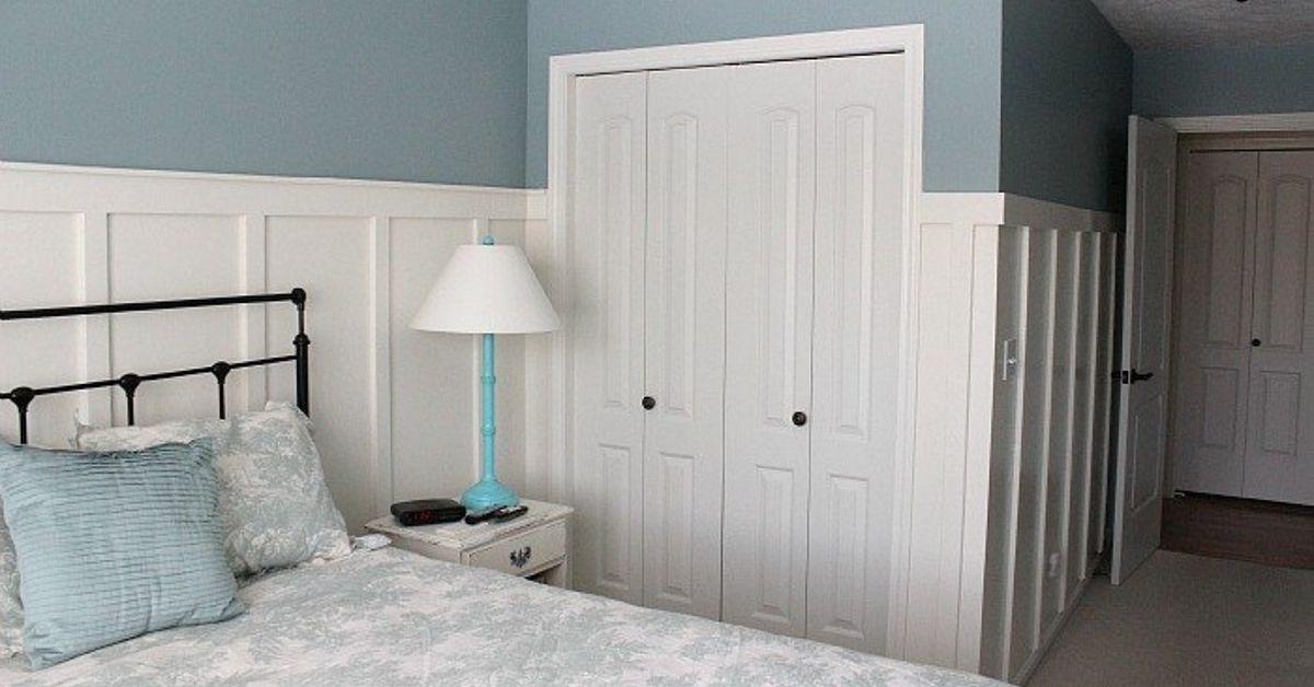 Diy Easy Amp Inexpensive Board And Batten Hometalk