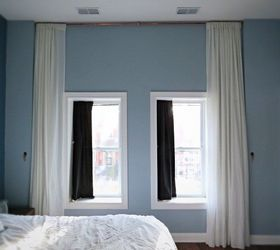 Wonderful Let S Make A Giant Floor To Ceiling Curtain, Diy, Home Decor, Wall