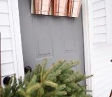 diy bucket christmas wreath, christmas decorations, seasonal holiday decor, wreaths