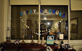 chanuka decor for 0, crafts, seasonal holiday decor