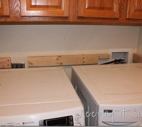 How to Turn a Door Into a Laundry Room Table DIY BuildIt Hometalk
