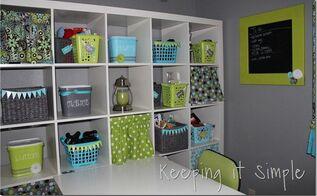 curtains for cube book shelf diy, craft rooms, diy, organizing, repurposing upcycling, shelving ideas, storage ideas