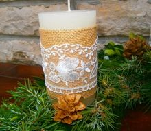 rustic elegant advent corolla, christmas decorations, crafts, seasonal holiday decor, wreaths