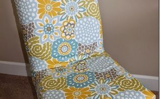 accent chair makeover furnitureredo, repurposing upcycling, reupholster