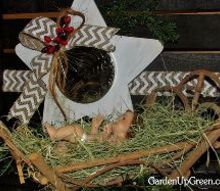 holiday crate x 10 a simple nativity, christmas decorations, crafts, home decor, seasonal holiday decor, woodworking projects
