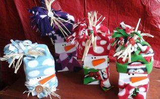 diy christmas, christmas decorations, crafts, seasonal holiday decor, Scrap wood snowmen