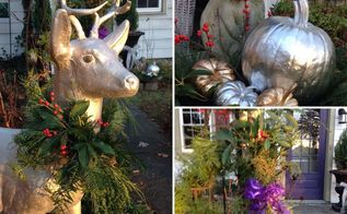 holiday displays make the most of your decor dollars, christmas decorations, crafts, repurposing upcycling, seasonal holiday decor