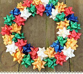 DIY Christmas Bow Wreath | Hometalk