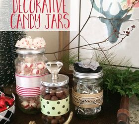 Diy Interesting And Useful Ideas For Your Home Handmade Decorative Candy Jars
