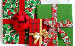 diy christmas gift decor, christmas decorations, crafts, repurposing upcycling, seasonal holiday decor