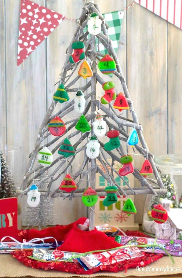 Ideas For Advent Calendar Netmums : Fresh advent calendar ideas to start right away hometalk